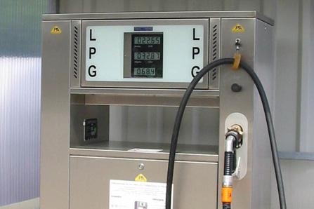 Autogas - Büchen